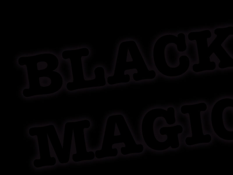 Black Magic, Winter 2002/03