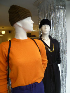 Wollkappe Pullover